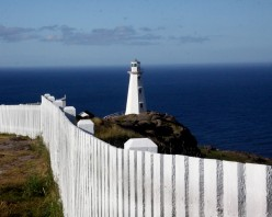Cape Spear, Newfoundland, Canada