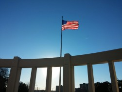 JFK memorial, Dallas, Texas