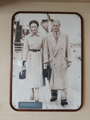 Duke and Duchess of Windsor aka King Edward VIII and Wallace Simpson