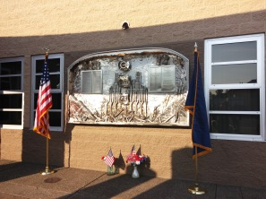 9-11 memorial, Canby, Oregon