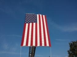 9-11 flag