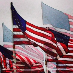 10,000 flags exhibit
