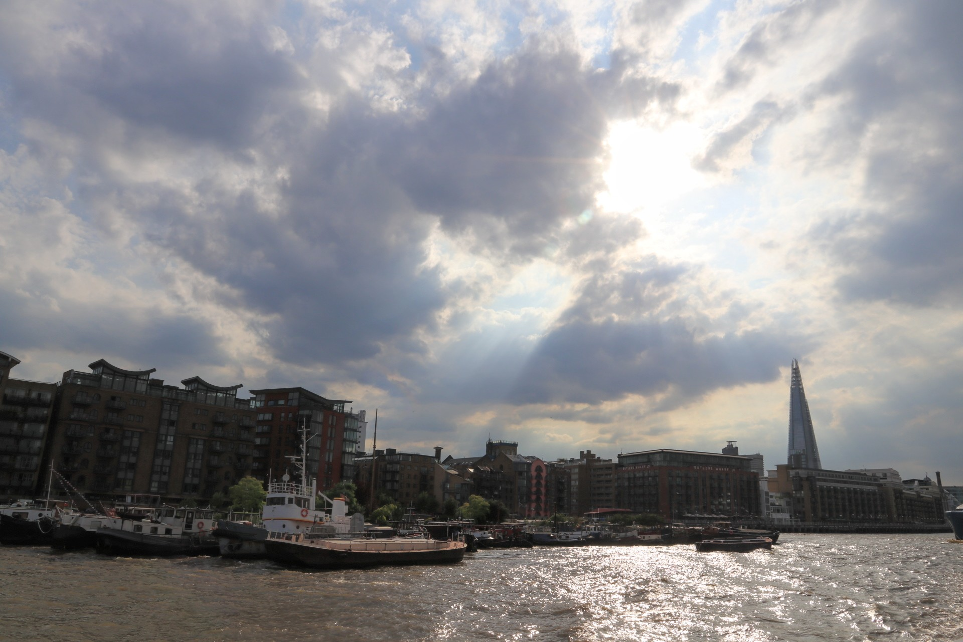 Exploring London Part II – via the Thames